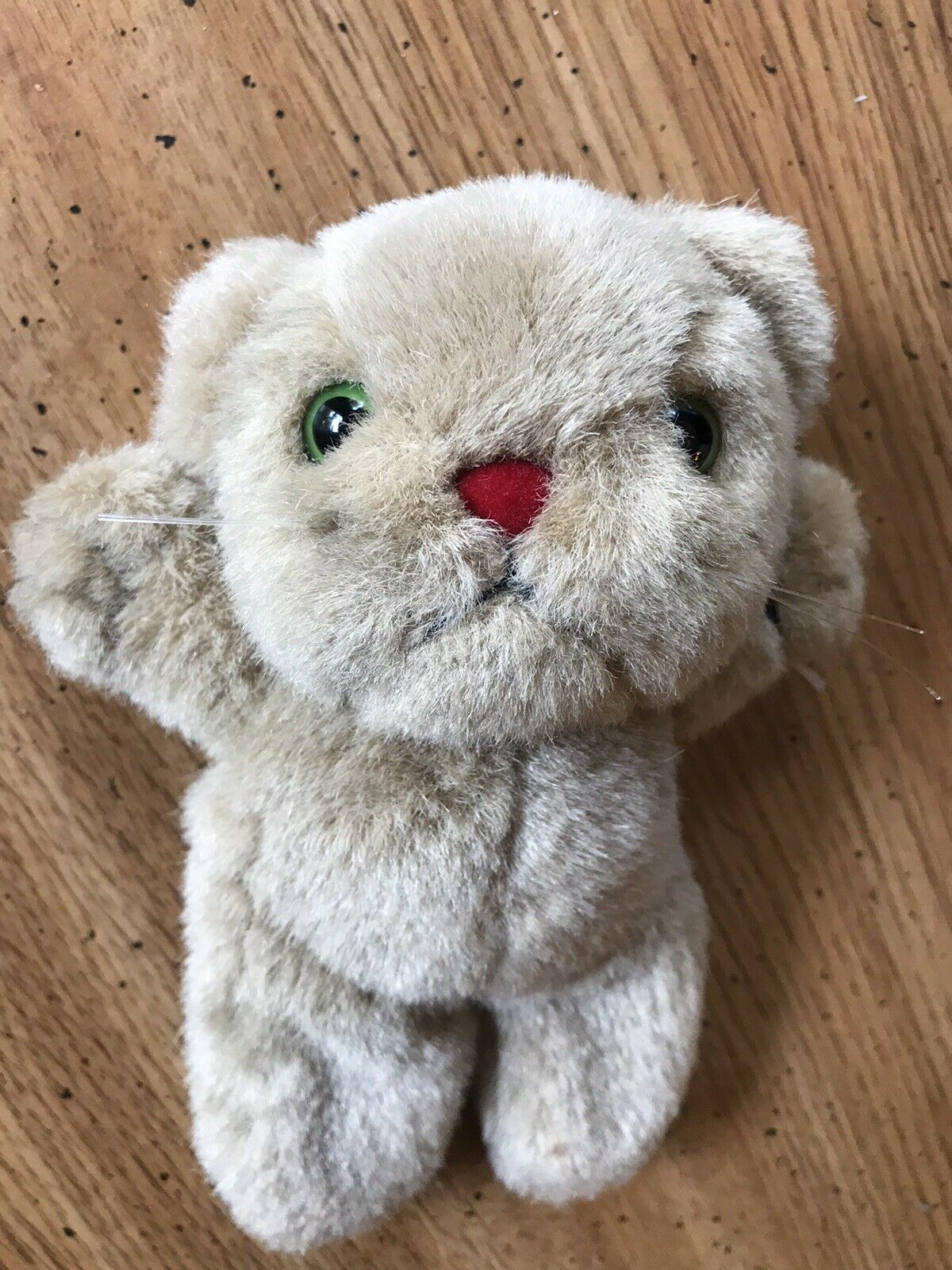 1988 Mr Rogers Daniel Tiger Plush Finger Puppet Family Communications Pbs For Sale Online Ebay