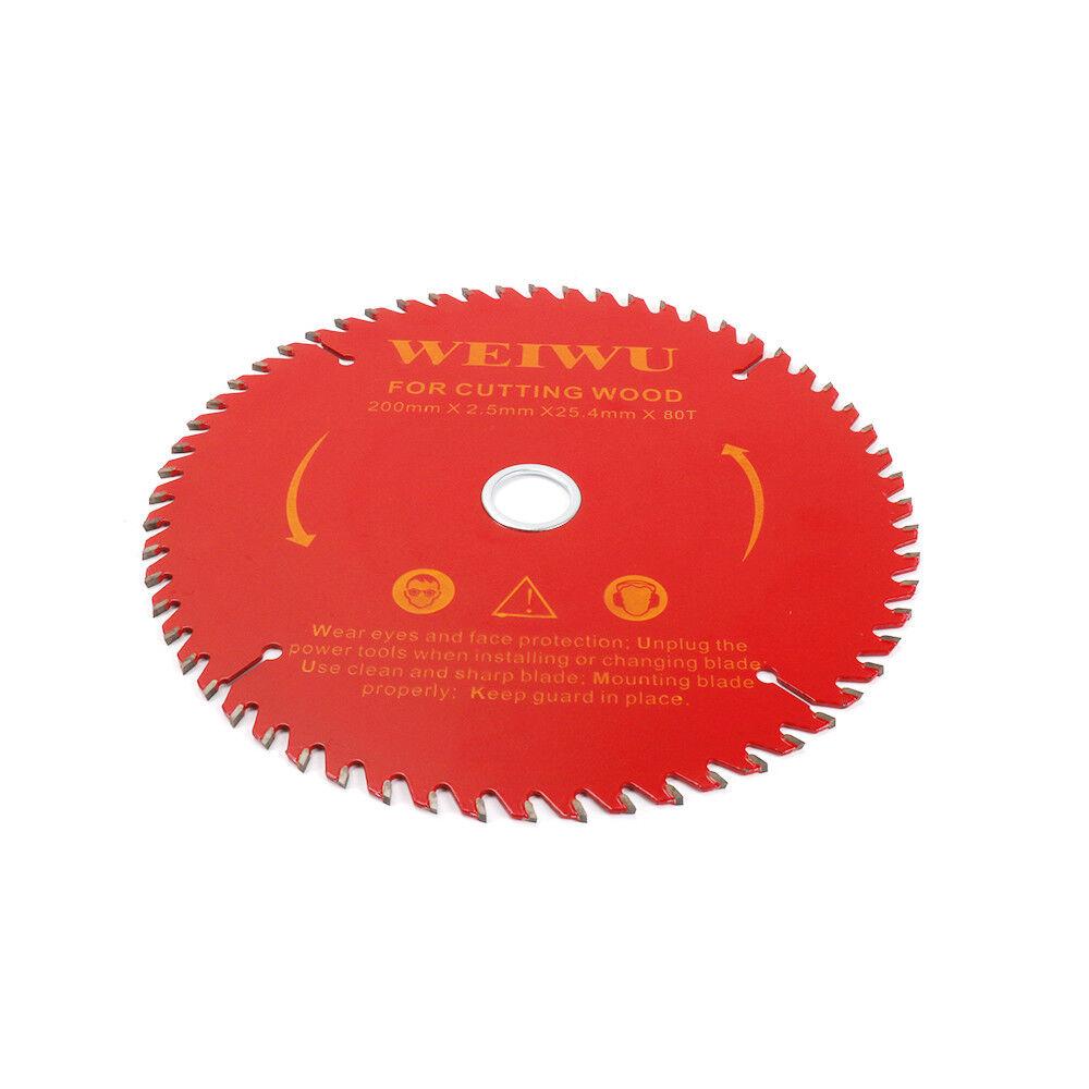 8 inch carbide tipped circular saw blade for wood cutting 80 tooth 8 inch carbide tipped circular saw blade for wood cutting 80 tooth woodworking ebay keyboard keysfo Gallery