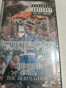 Yukmouth-Thugged-Out-The-Ovulation-Rap-A-Lot-Records-Double-Cassette-Brand-New