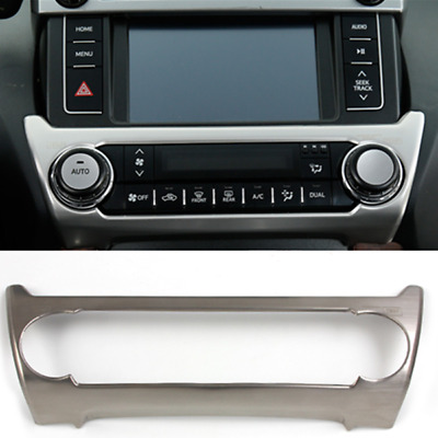 Inner Console Central Control Panel Cover Trim For Toyota Prado FJ150  2010-2018 | eBay