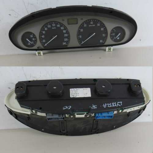 34053 J-4-E-3 Quadro strumenti 46790473 Lancia Lybra 1998-2005 usato