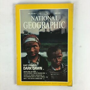 June-1991-National-Geographic-Magazine-East-Europes-Dark-Dawn-The-Colorado