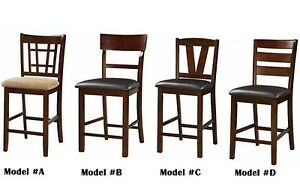 -of-2-Counter-Height-Stools-Dining-Chairs-24-039-039-Seat-High-Chairs ...