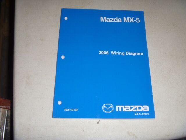 2006 Mazda Mx