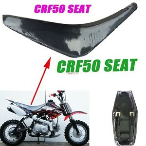 Black Gripper Crf50 Seat For Honda Xr50 Sdg Ssr 125cc Dirt