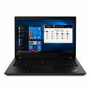 "Lenovo ThinkPad P14s Gen 2 Laptop, 14.0"" UHD IPS 500 nits, i7-1165G7"
