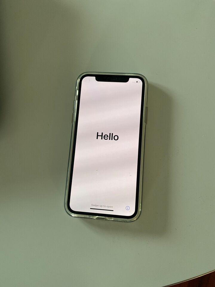 iPhone XS, 256 GB, hvid