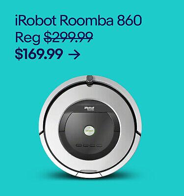 iRobot Roomba 860 $169.99