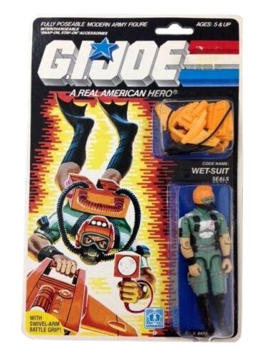 G I Joe Accessoire 2009 WET-SUIT 2008 Cobra Eel combat plongée couteau//dague