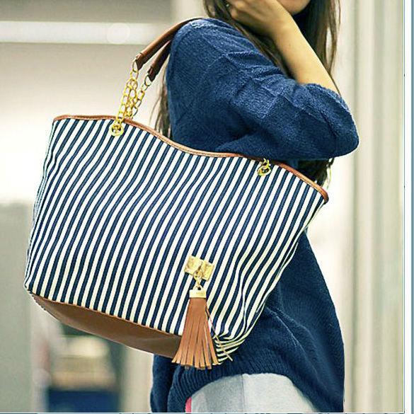 Ladies Designer Leather Style Tote Bag Shoulder Handbag Travel Large Messenger