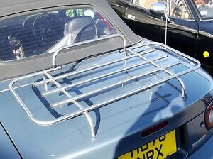 Boot-luggage-rack-carrier-NEW-fits-Mazda-MX-5-mk1-amp-mk2-MX5-Eunos-bolt-on