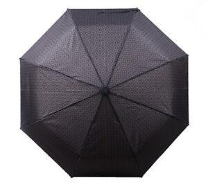 Aufrichtig Luxus Regenschirm Wind Sturmfest Stabil Schwarz Taschenschirm Auf-zu-automatik Jade Weiß