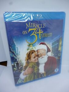 Miracle-On-34th-Street-Blu-ray-2013-The-Original-Christmas-Movies-New-Sealed