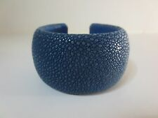 DANNIJO Loma Stingray Cuff Bracelet NWOT $265 Navy