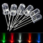 1000pcs 3mm/5mm Red/Green/Blue/Yellow/White Water Clear LED Diodes Light Kits