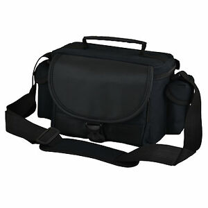 Black-DSLR-Camera-Case-Shoulder-Bag-for-Nikon-D5100-D3200-D3100-D3000-D3300