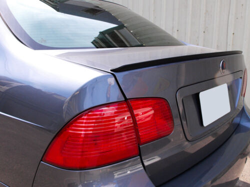 Unpainted Trunk Lip Spoiler R For Ford Mustang Coupe 99-04 Gen 4 Facelift