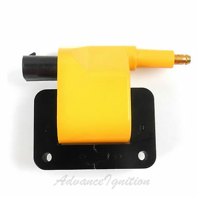 ENA Heavy Duty Ignition Coil compatible with Chrysler Dodge Jeep Plymouth 5.2L 3.9L 5.9L Compatible with 5234210 5234610 5252577
