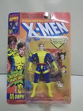 1994 X-MEN MORPH Mutant Shape Shifter 3 Other Heads MARVEL COMICS TOY BIZ 49361