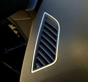 Audi TT 8S TTS TTRS RS Roadster Defroster Zierblende Dekoreinlage Aluminium
