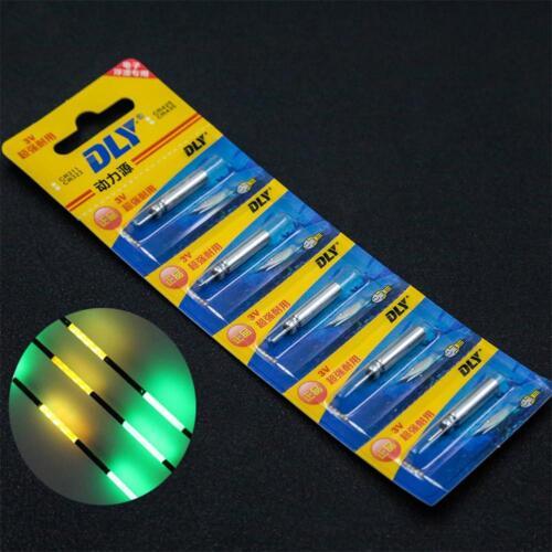 5PCS 3V Luminous CR425 Battery for Electronic Night Fishing Float Bobber Tools