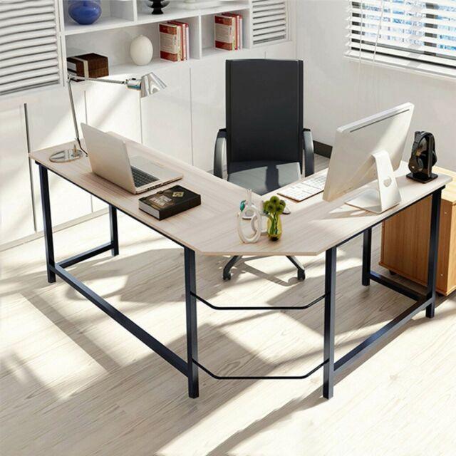L Shaped Desk Home Office Desks Corner