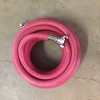 Jackhammer Hose-3/4in X 50ft 300 Psi