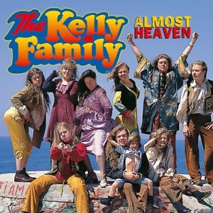 Die-Kelly-Family-Almost-Heaven-CD-NEU