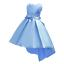 Flower Girls Party Dress  Graduation Wedding Bridesmaid Princess Dresses ZG9