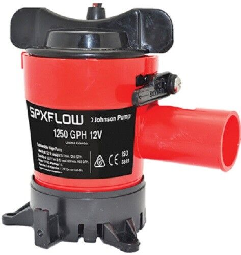 Johnson Pump Patrone Bilgepumpe - - - 1250 Gph - 42123 f30f96