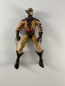 Marvel-Legends-Arnim-Zola-Baf-Series-X-Men-Dark-Wolverine-6-034-Action-Figure