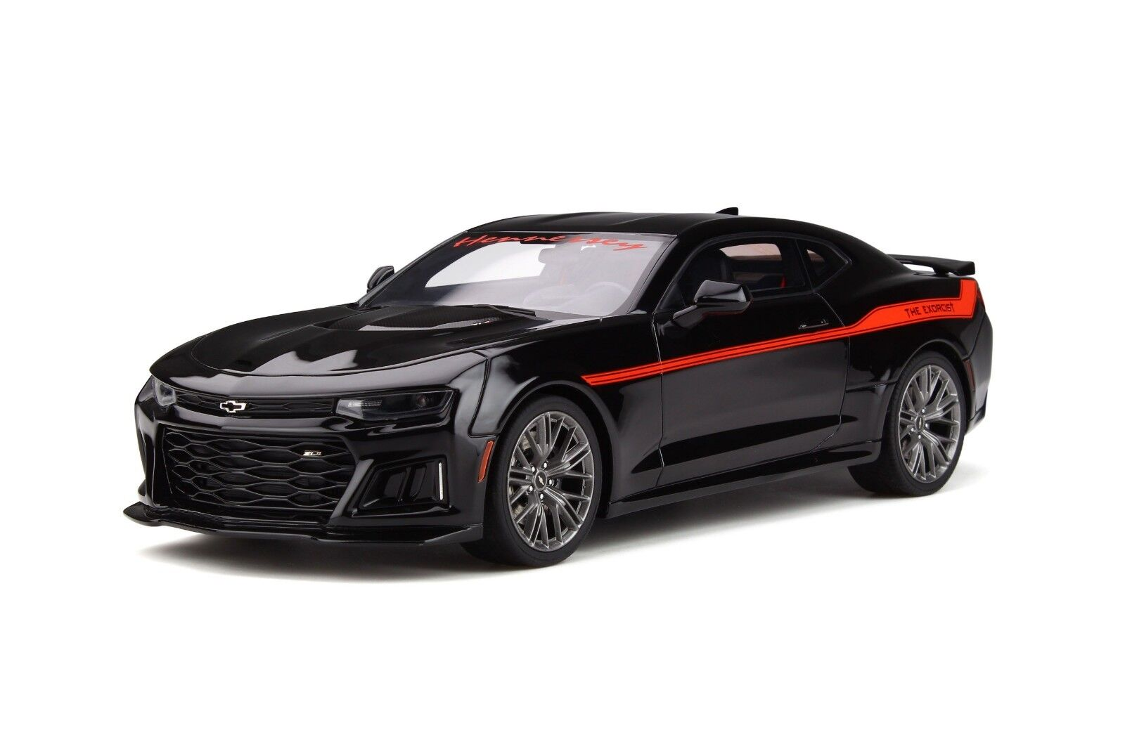 Hennessey Performance Tuning THE EXORCIST Chevrolet Camaro ZL1 GT Spirit GT225