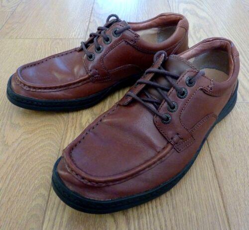 fibbia 5051040961887 laminata Shoes con uomo da pelle 7h Uk Extra Cushion Wide Size Cushion Mocassini in YHZWw