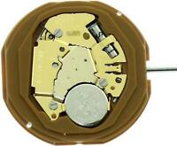 Citizen/miyota 3 Hands Quartz Movement Gm10 Date 6 Watch Parts