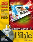 Dreamweaver 8 Bible by Joseph W. Lowery (Paperback, 2006)