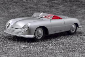 Welly-1-24-1948-Porsche-356-N-1-Roadster-Diecast-Modelo-Deportes-En-Caja-de-coche-de-carreras