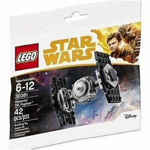 LEGO-Star-Wars-30381-Imperial-Tie-Fighter-Polybag-NEU-amp-OVP