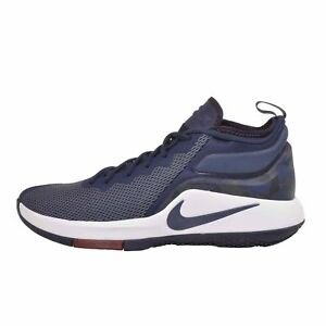 2b752d9b669 Nike Lebron Witness II Basketball Mens Shoes College Navy 942518-406 ...