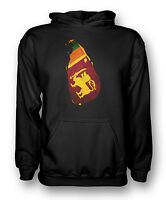 Sri Lanka Flag Map - Mens Hoodie