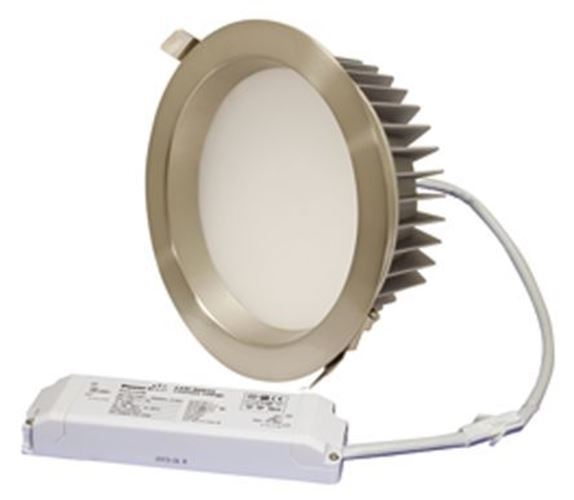 Powerled ZEN8 35W3K-SN 35 W DEL Downlight, EP3, EP3, EP3, 50 V DC, dimmable, Blanc Chaud, 3 | Durable Service  d9c721