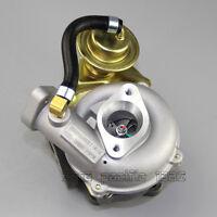 Rhb31 Vz21 Mini Turbo Turbocharger Small Engine Rhino Motorcycle Atv Utv 100hp