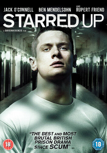 1 of 1 - Starred Up DVD (2014) Jack O'Connell