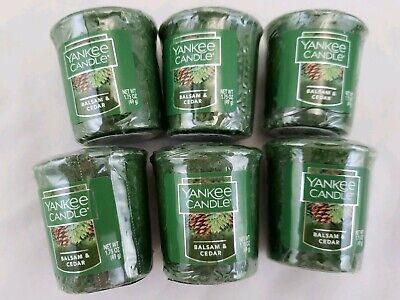 Yankee Candle Rare Balsam /& Cedar Sampler