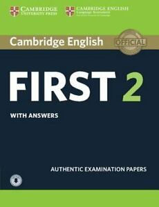 fce practice tests cambridge english first 2 student s book with rh ebay com Facebook Home www Fece Book Com