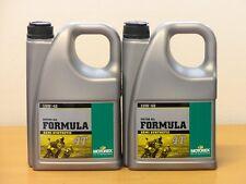 8,68€/l Motorex Formula 4T 10W/40 teilsyn 2 x 4 Ltr