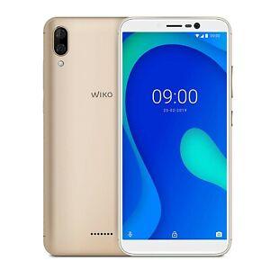 Smartphone-Cellulare-Wiko-Y80-15-2-cm-5-99-034-16-GB-Doppia-SIM-4G-ORO-GOLD