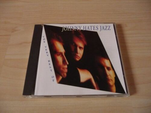 1 von 1 - CD The Very Best of Johnny hates Jazz incl. Shattered dreams + I dont want to be