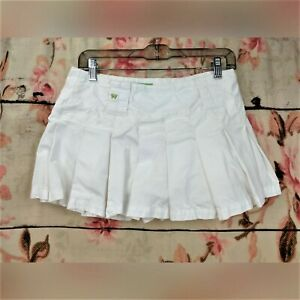 Aeropostale-Shorts-Skirt-Size-Medium-Pleated-Skort-Mini-Tennis
