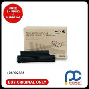 New-amp-Original-Xerox-106R02335-BLACK-Toner-For-WORKCENTRE-3550-11-000-Pages