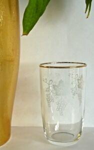 TOP-1-Weinglas-Glas-Goldrand-Reben-fuer-Sammler
